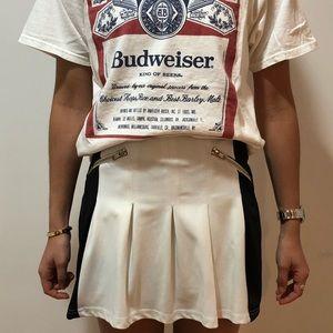 Mini skirt from Nasty Gal
